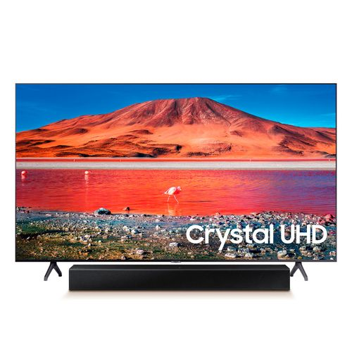 TV Smart Crystal UHD 4K